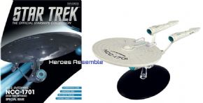 Star Trek Official Starships Collection Special #12 USS Enterprise NCC-1701 Beyond Movie Eaglemoss